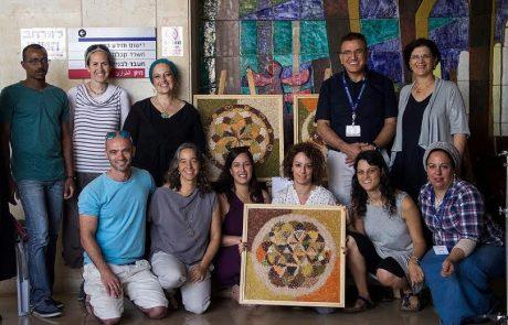 4 שנים לפרויקט 'חברות' במרכז הרפואי זיו בהשתתפות סטודנטים מהמכללה האקדמית צפת