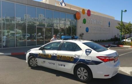 ילדה נפגעה מרכב בצפת – התלהמות בין בני משפחתה לנהג הפוגע