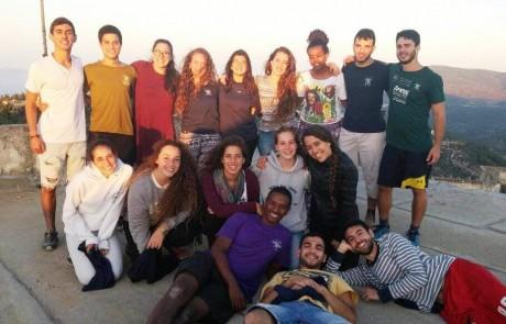 בצפת מציינים עשור לפעילות מתנדבי גרעין צמרת של המועצה הציונית בישראל